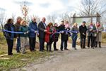 Bob Hunter Memorial Park opening