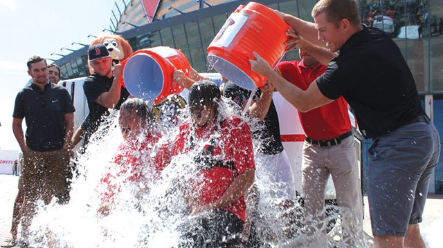 ALS Canada donations skyrocket with ice bucket challenge; Organization– Image 1