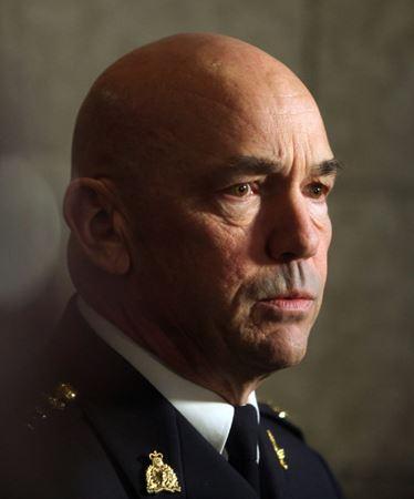 RCMP COMMISSIONER