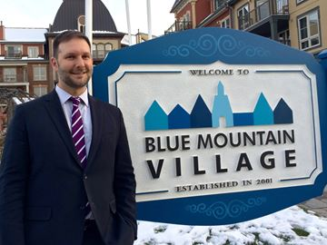 Blue Mountain Village Association names new president