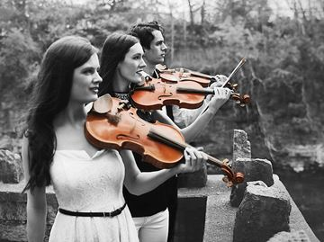 Family fosters tradition of fiddling and step-dancing