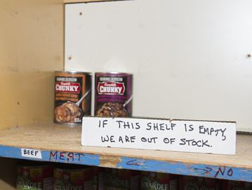 Help stock Oakville's Fare Share cupboards for Thanksgiving