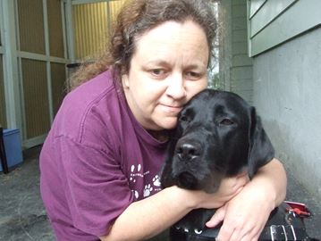 Guide dog a vital link to outside world: Orillia woman