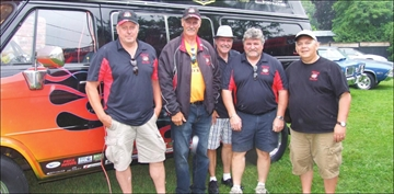 Merrickville Car Show Cruise and Shop another successful event in 2014– Image 1