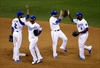 Royals shift Cain to tricky right field for Game 3-Image1