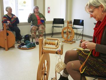 WEAVING INTERGENERATIONAL CONNECTIONS