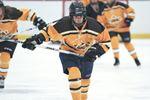 Good old hockey game