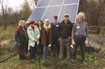 Off-grid workshop