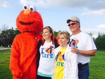 Relay for Life a family affair