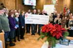City of Peterborough makes United Way donation
