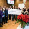 City of Peterborough makes United Way donation