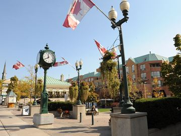 Town goes back to the drawing board on downtown Oakville