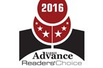 Barrie Advance Readers' Choice 2016 Nomination Round