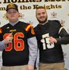 STM players get football scholarships