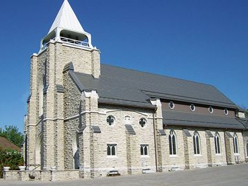St. Margaret's first Midland church to be designated heritage site