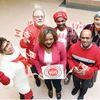 Canada celebrating 150th birthday One-Five-Oh! Canada Crew