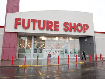 South Keys Future Shop spared from closure