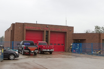 Fire Station 204