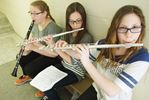 Orillia students attend concert