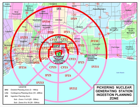 8 things to know about preparing for a nuclear accident in York Region
