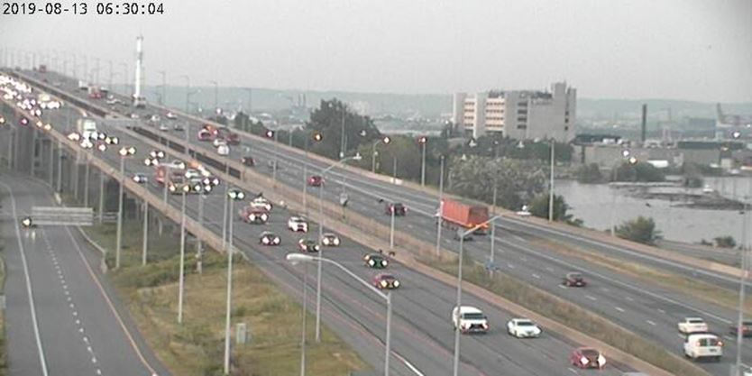 COMMUTERS: Your Tuesday morning weather and traffic now