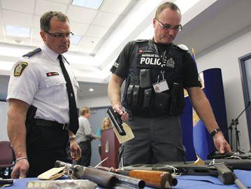 Disarming deal