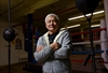 VIDEO: Martial arts master recovering after stroke