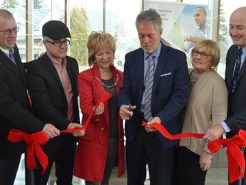 Waterdown Library grand opening
