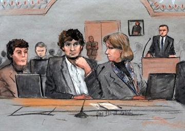Marathon bombing jurors see carnage photos, prosecutors rest-Image1