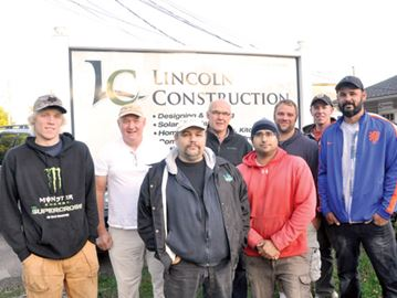Golden anniversary for Lincoln Construction