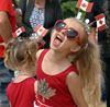 PHOTOS Canada Day on Hamilton Mountain
