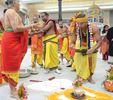 Ganesha Temple opening doors