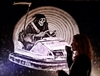 'Recovered' Banksy works on display ahead of sale-Image1