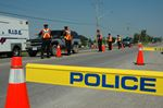 Innisfil RIDE stop checks 215 drivers in one hour