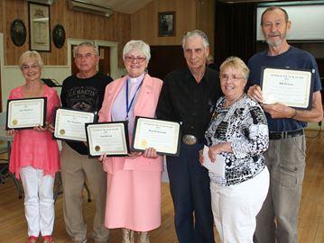 Seniors of the Year