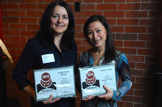 Barrie Advance Readers Choice Award Winners Honoured