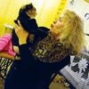 Diva finds a home with Tina — and 'writes' to talk about it