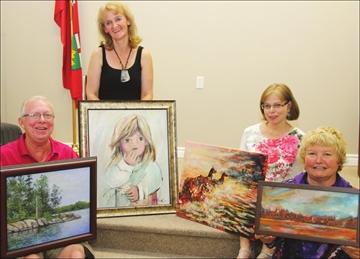 Annual art show and sale spread over three weekends beginning Sept. 13– Image 1