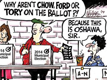 On the ballot