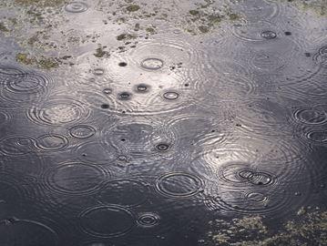 Heavy rain on way