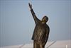 Hugo Chavez statue