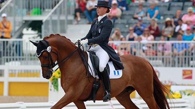 Flamborough dressage rider enjoys Pan Am competition close to home