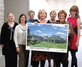 Open house offers look at Ruddy-Shenkman hospice renovations; Facility– Image 1