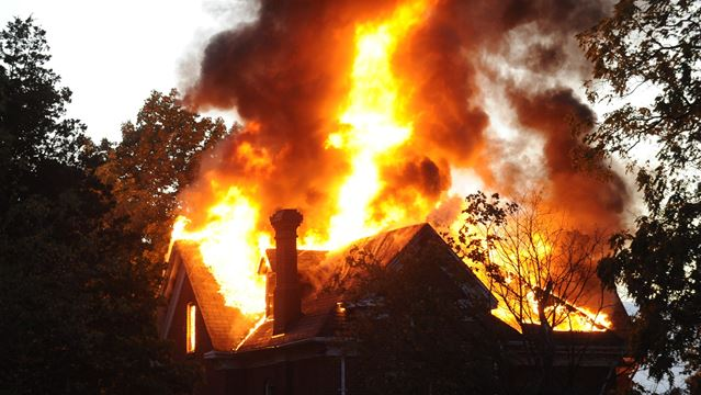 Oakville man now charged with five counts of arson