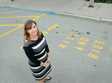 Barrie schools work to get more kids walking