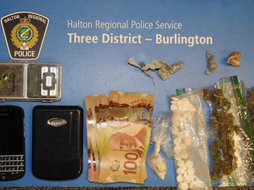 Two arrests, drugs seized in crack cocaine trafficking case