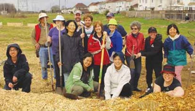 Community gardens matter: Lowertown resident– Image 1