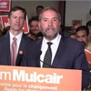 Mulcair dismisses federal funds for new Quebec sports teams