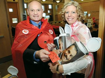 Innisfil heroes hired with United Way donations