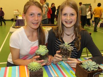 Stayner students learn business fundamentals